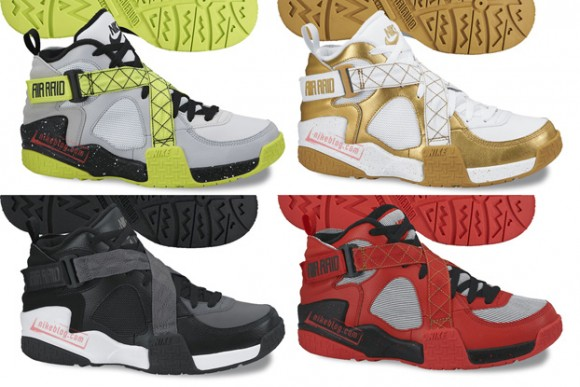 Nike Air Raid Set to Return in 2014