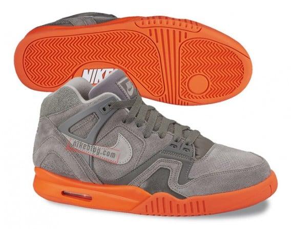 Nike Air Tech Challenge II Suede Pack