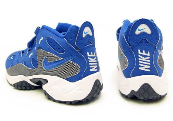 Nike Air Turf Raider Game Royal Wolf Grey Black Now Available