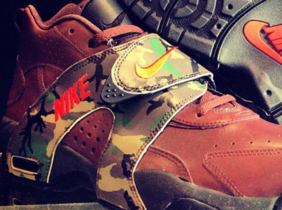 Nike Air Veer Camo Sample