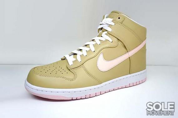 Nike Dunk Hi Premium SP Linen
