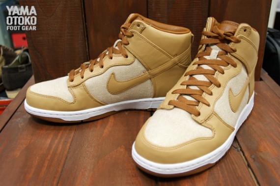 Nike Dunk High Acorn Another Look