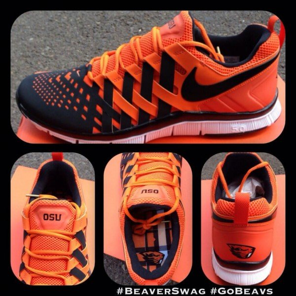quality design d19ae ef2d2 coupon for nike free trainer 5.0 oregon state beavers 2 c3a28 f3f0b