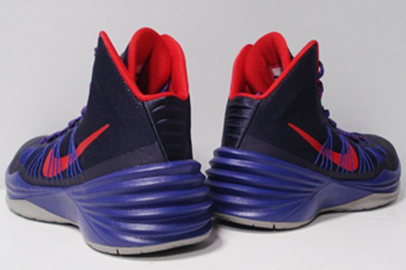 b40b0ba629b6b5 ... Nike Hyperdunk 2013 Purple Red Grey ...