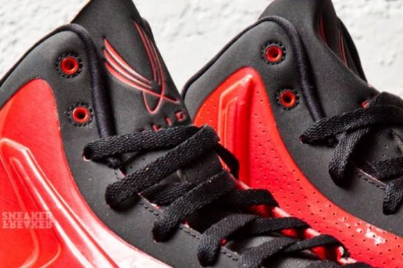 Nike Hyperflight Max University Red Black
