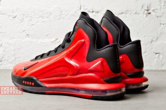Nike Hyperflight Max University Red Black
