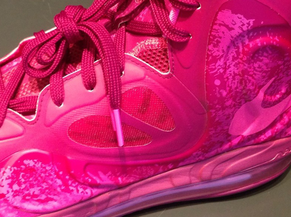 Nike Hyperposite Raspberry Red Available Early on eBay