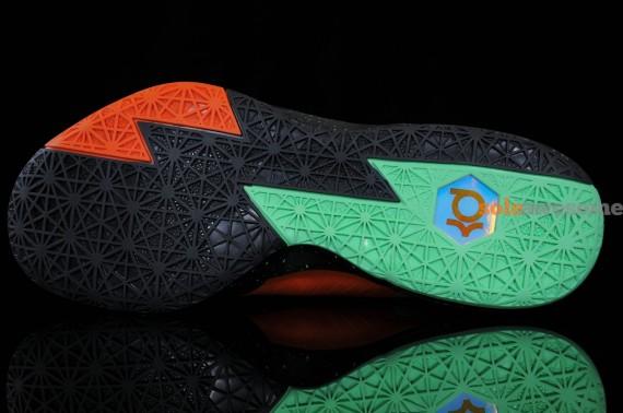 Nike KD 6 Texas Detailed Look