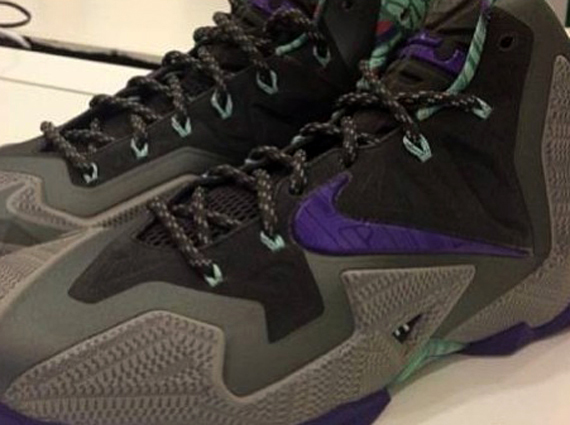 more photos 2ad76 74766 Nike LeBron 11 Terracotta Warrior Another Look well-wreapped