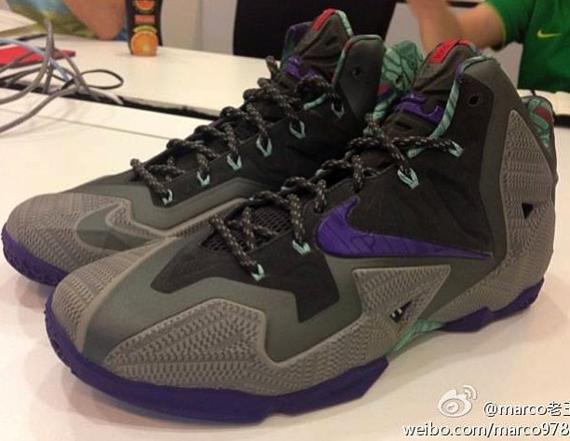 Nike LeBron 11 Terracotta Warrior Another Look