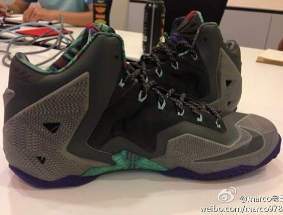 Nike LeBron 11 Terracotta Warrior Another Look