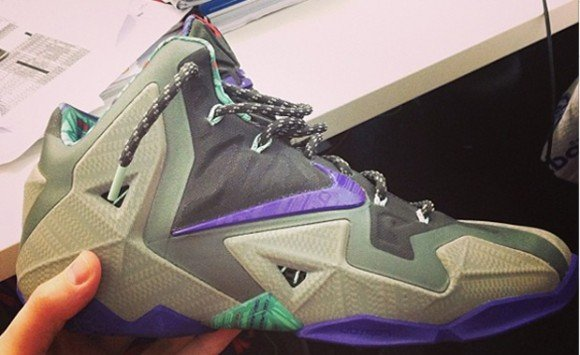 Nike LeBron 11 Terracotta Warrior Yet Another Quick Look