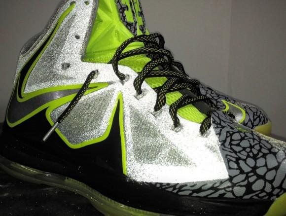 Nike LeBron X 112 by Mache Customs