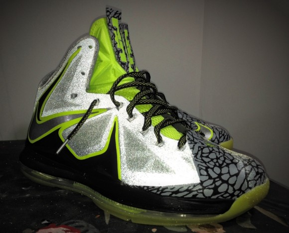 Nike LeBron X 112 by Mache Customs