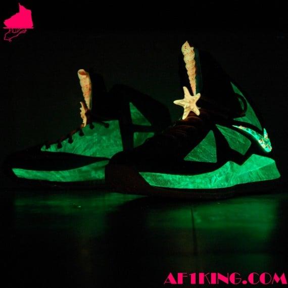 Nike LeBron X 305 Customs by Gourmet Kickz