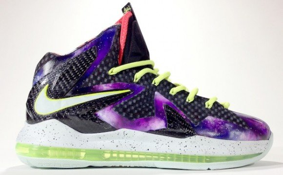 Nike LeBron X Elite Intergalactic Custom by Smooth Tip