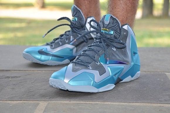 a551f77d20e6e8 Nike LeBron XI (11)