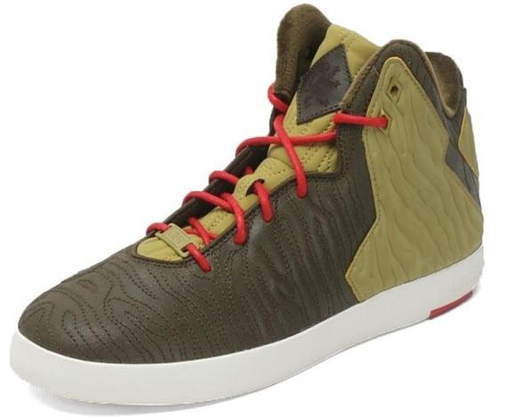 37c8f734bd9b7 Nike LeBron XI (11) NSW Lifestyle  Dark Loden Dark Loden-Parachute ...