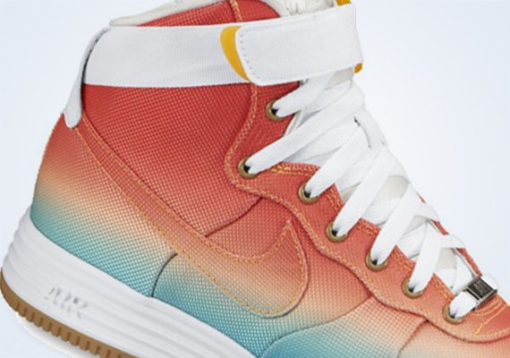Nike Lunar Force 1 High Dyed Canvas