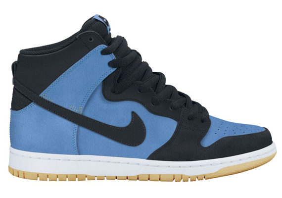 Nike SB Dunk High Blue Hero Black Gum Now Available