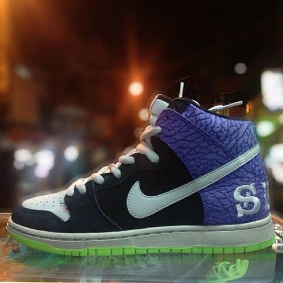 Nike SB Dunk High Send Help