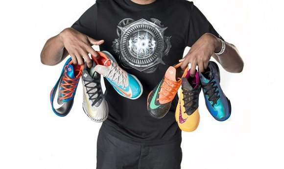 Nike Unveils 5 New KD VI Colorways Sneak Peek And Release Info