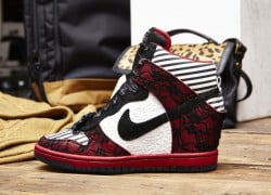 Nike Dunk Sky Hi 'Doernbecher' | A Closer Look