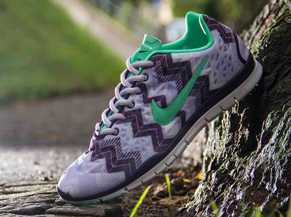 Nike WMNS Free TR Fit 3 – Volt Frost Green Glow Purple Dynasty Now Available