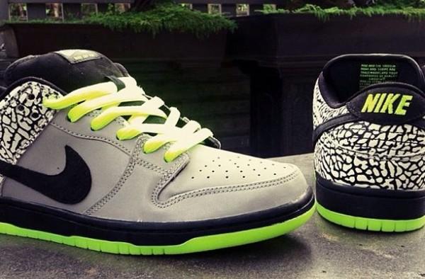 high-quality Primitive x DJ Clark Kent x Nike SB Dunk Low 112 ... 25d90bba3f