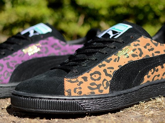 Puma Suede Animal Print Pack Now Available