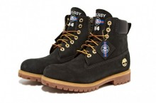 Stussy x Timberland 6″ Boot Collection