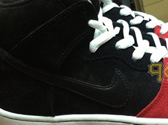 Uprise x Nike SB Dunk High