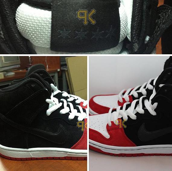Uprise x Nike SB Dunk High