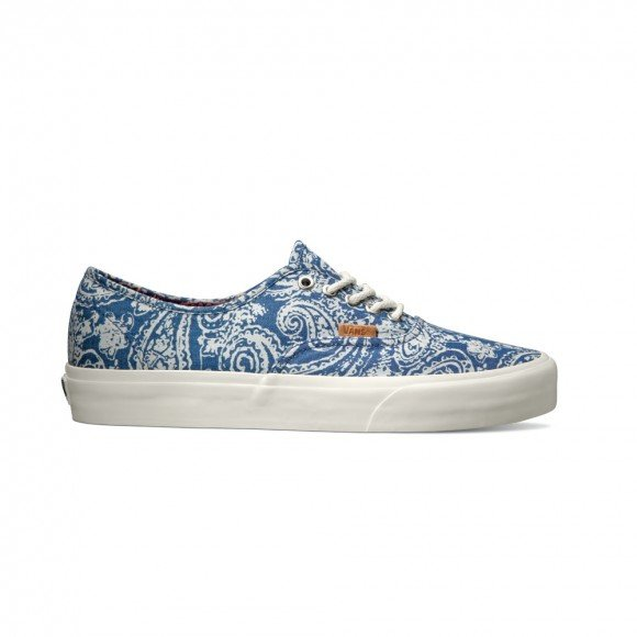 Vans California Collection Holiday 2013 Paisley Pack