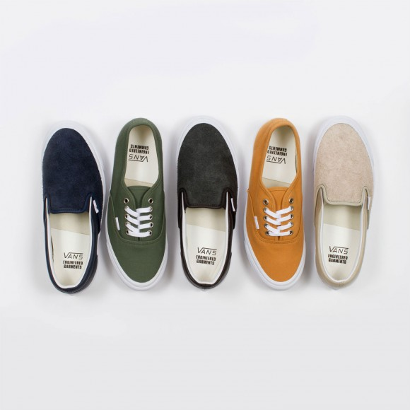 Vault by Vans x Engineered Garments Collection Launch at Nepenthes