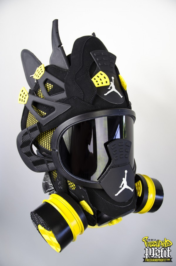 Wu-Tang Pack  Gas Mask by Freehand Profit  2dab7a080