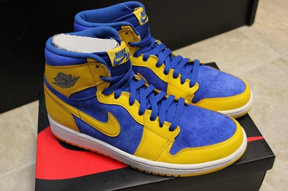 AJI Retro High OG Laney