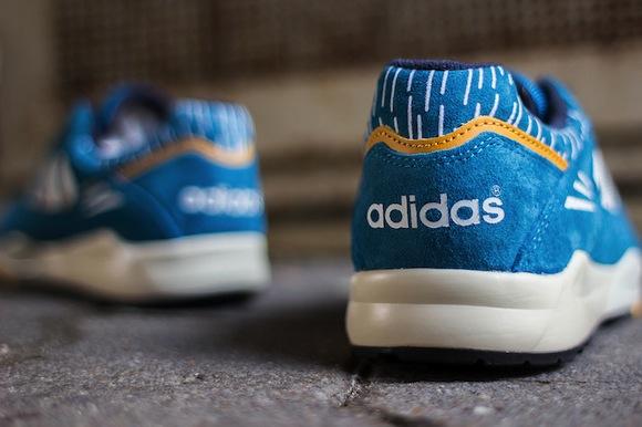 Adidas Tech Super W BlueYellow New Release