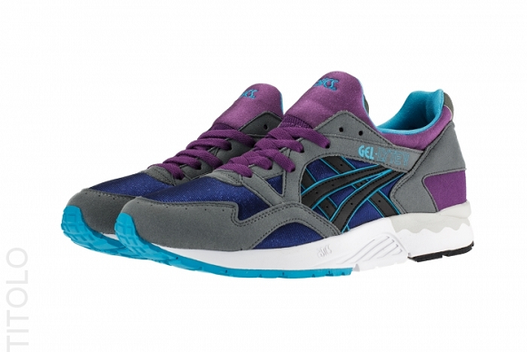 "Asics Gel-Lyte V ""Black grape"" – Release info"