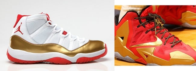 Battle of the 11s - Which Ring Ceremony PE was Better?