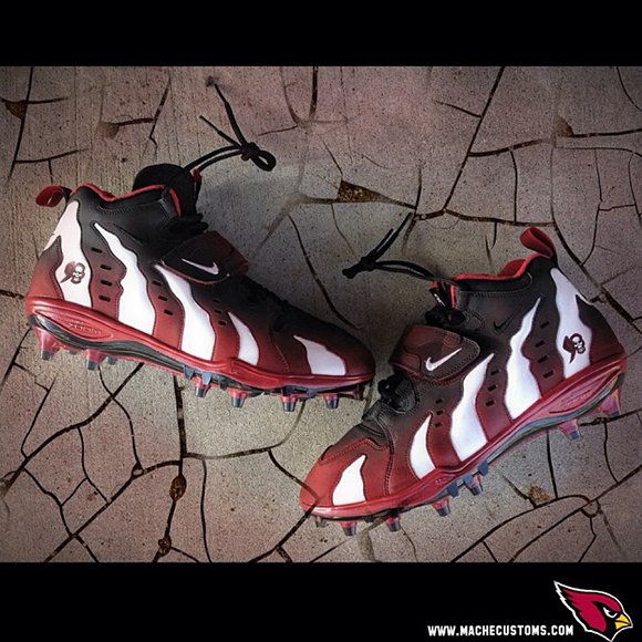 Cardinals Primtime Cleats