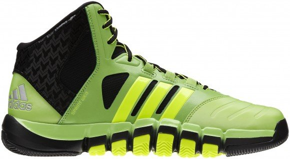 adidas Unveils Crazy Ghost Basketball Shoe