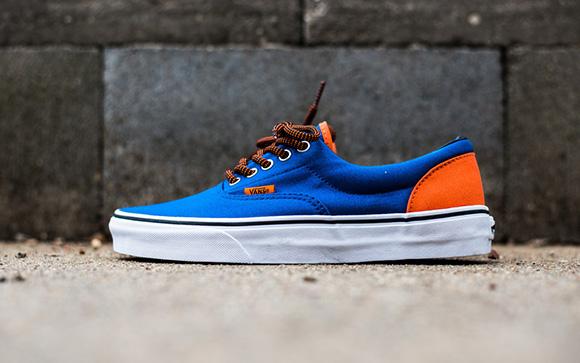 Knicks Vans