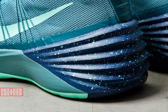 Nike Hyperdunk 2013 TealPink