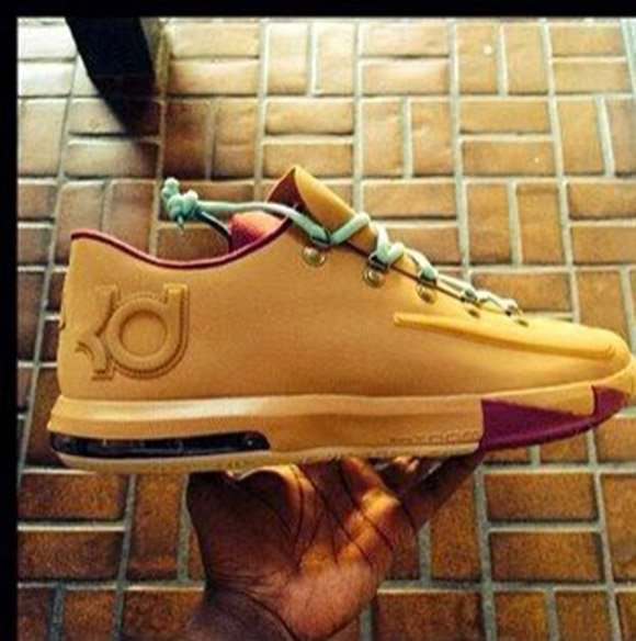 Nike KD VI Wheat