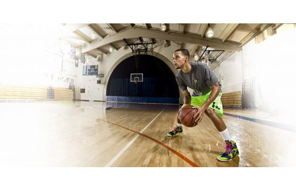 Stephen Curry UA