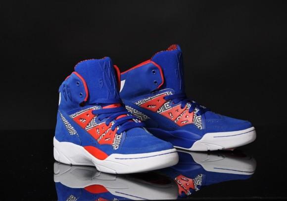 adidas Mutombo Knicks