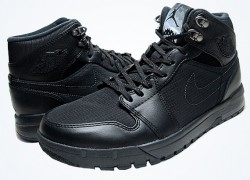 Air Jordan 1 Trek – Black – Anthracite – Another Look