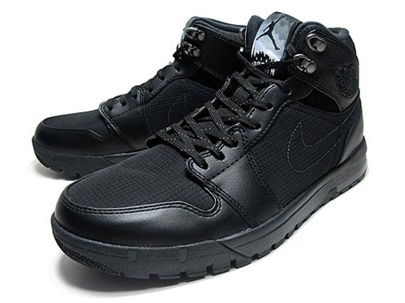 Air Jordan 1 Trek Black Anthracite Another Look