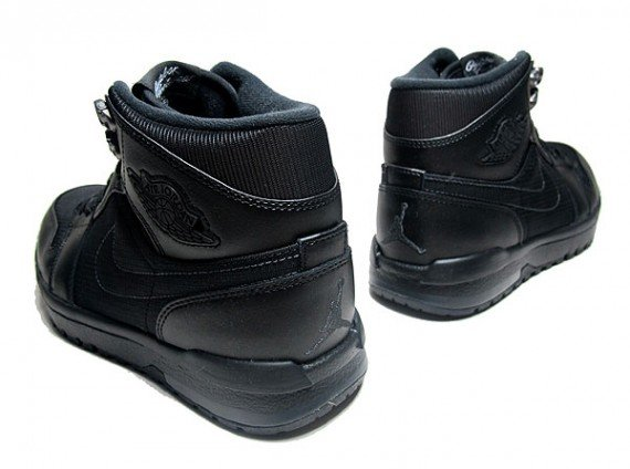 Air Jordan 1 Trek Black Anthracite Another Look